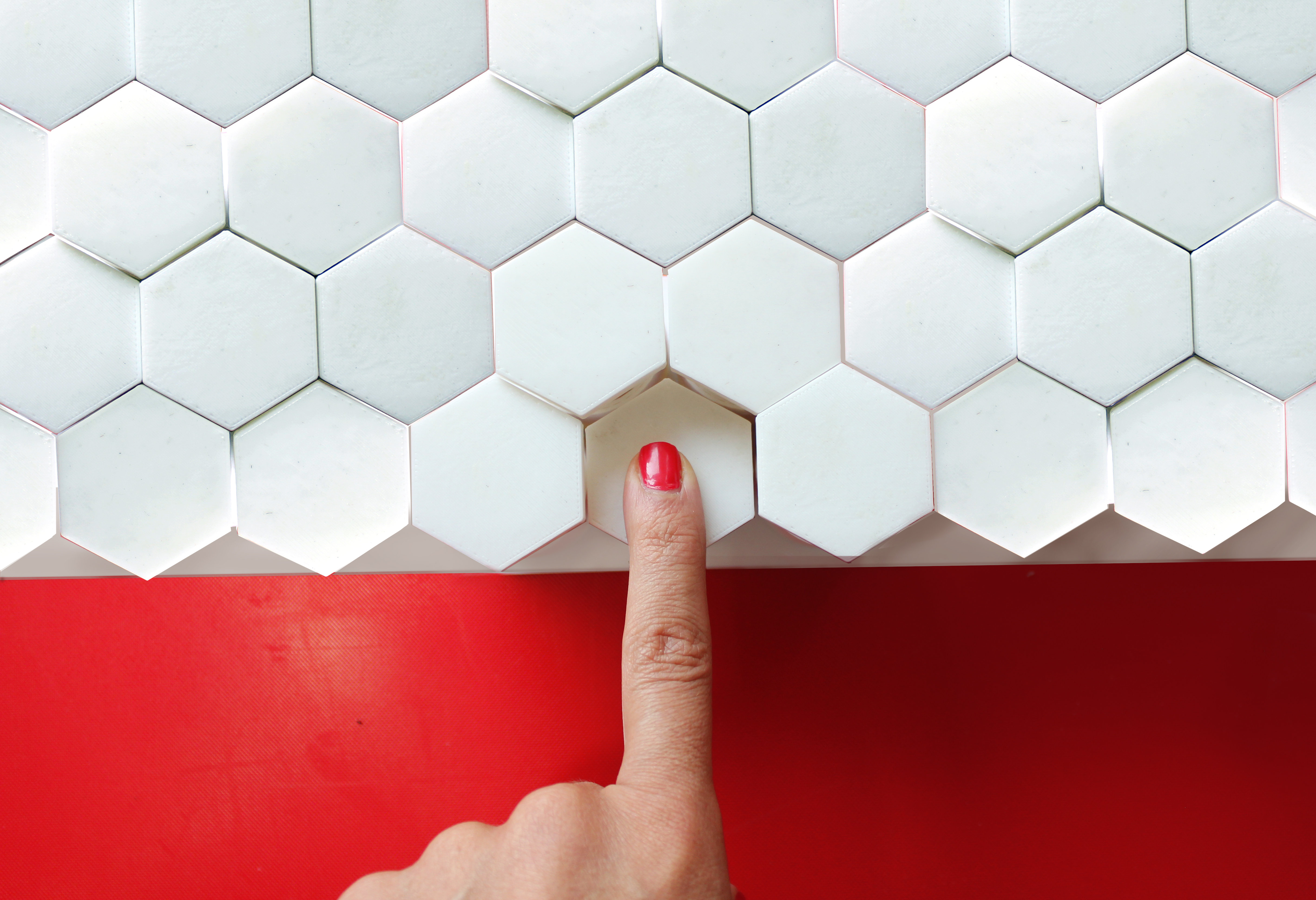 Sahar Madanat Design's Pushpin Dynamic Surface