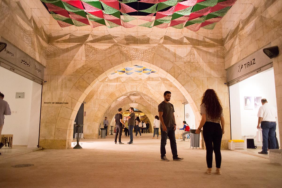 The Crafts District, Amman Design Week 2016