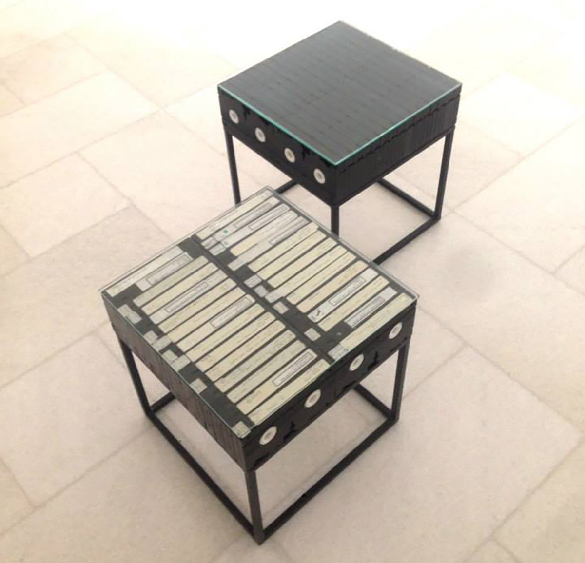 VHS Tables by Zawayed