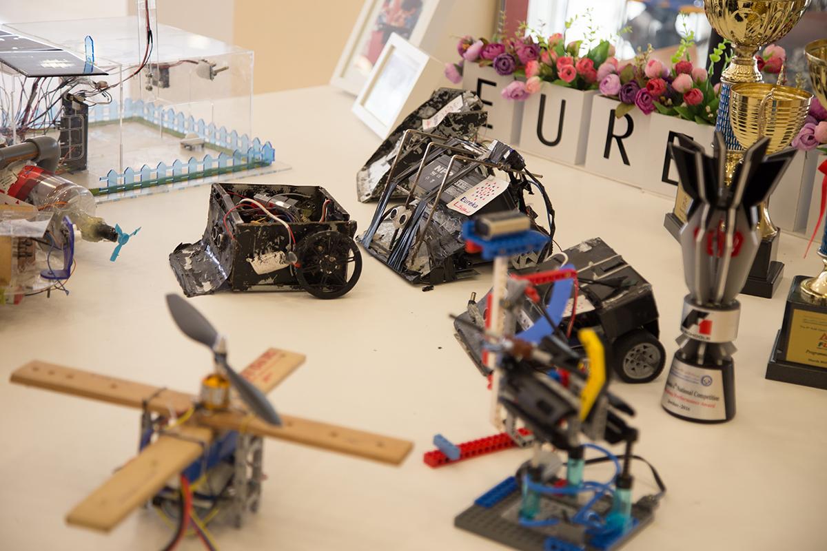 أكاديمية يوريكا للتعليم التكنولوجي