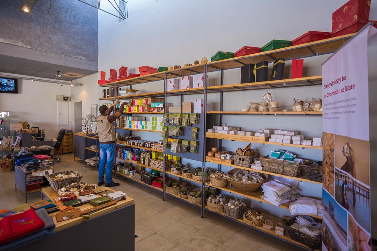 Wild Jordan's Nature Shop