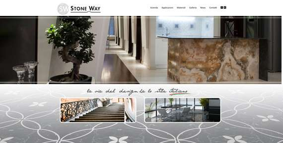 sito web stone way