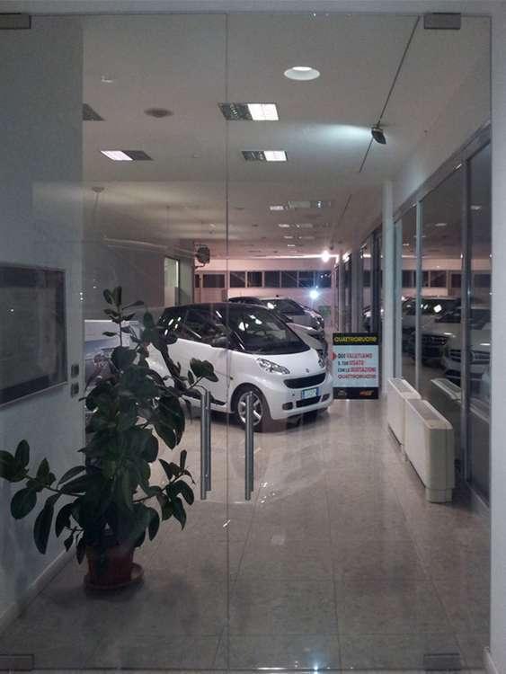 abbastanza Porte automatiche in vetro - Arco - Trento - Santoni VetriSantoni  QT52