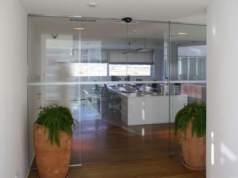Porte automatiche in vetro arco trento santoni for Ad interni