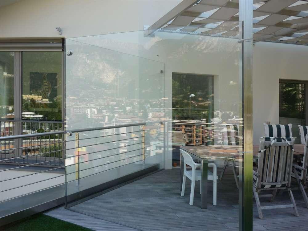 Eccezionale Porte automatiche in vetro - Arco - Trento - Santoni VetriSantoni  CP82