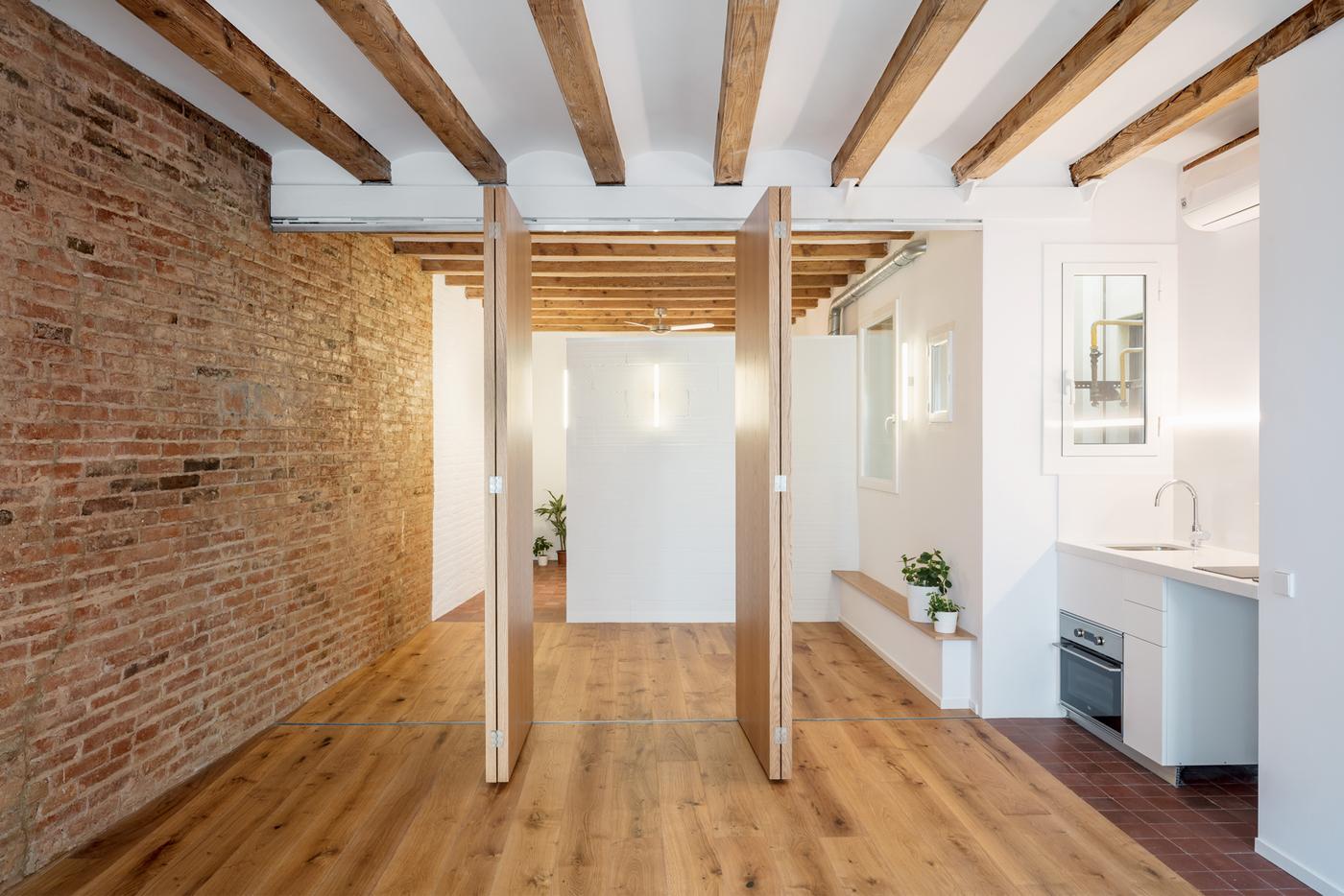 Default 1 loft barcelona adrian elizalde architecture