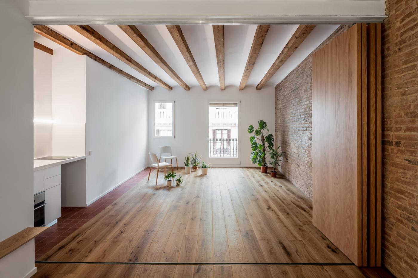 Default 3 loft barcelona adrian elizalde architecture