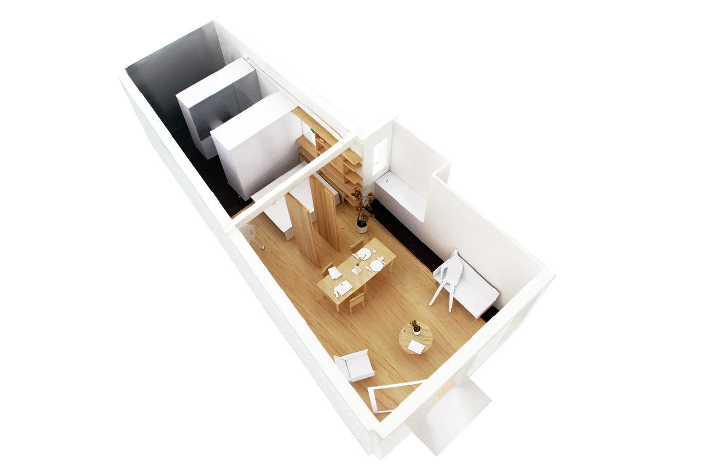 Default 9m loft barcelona adrian elizalde architecture