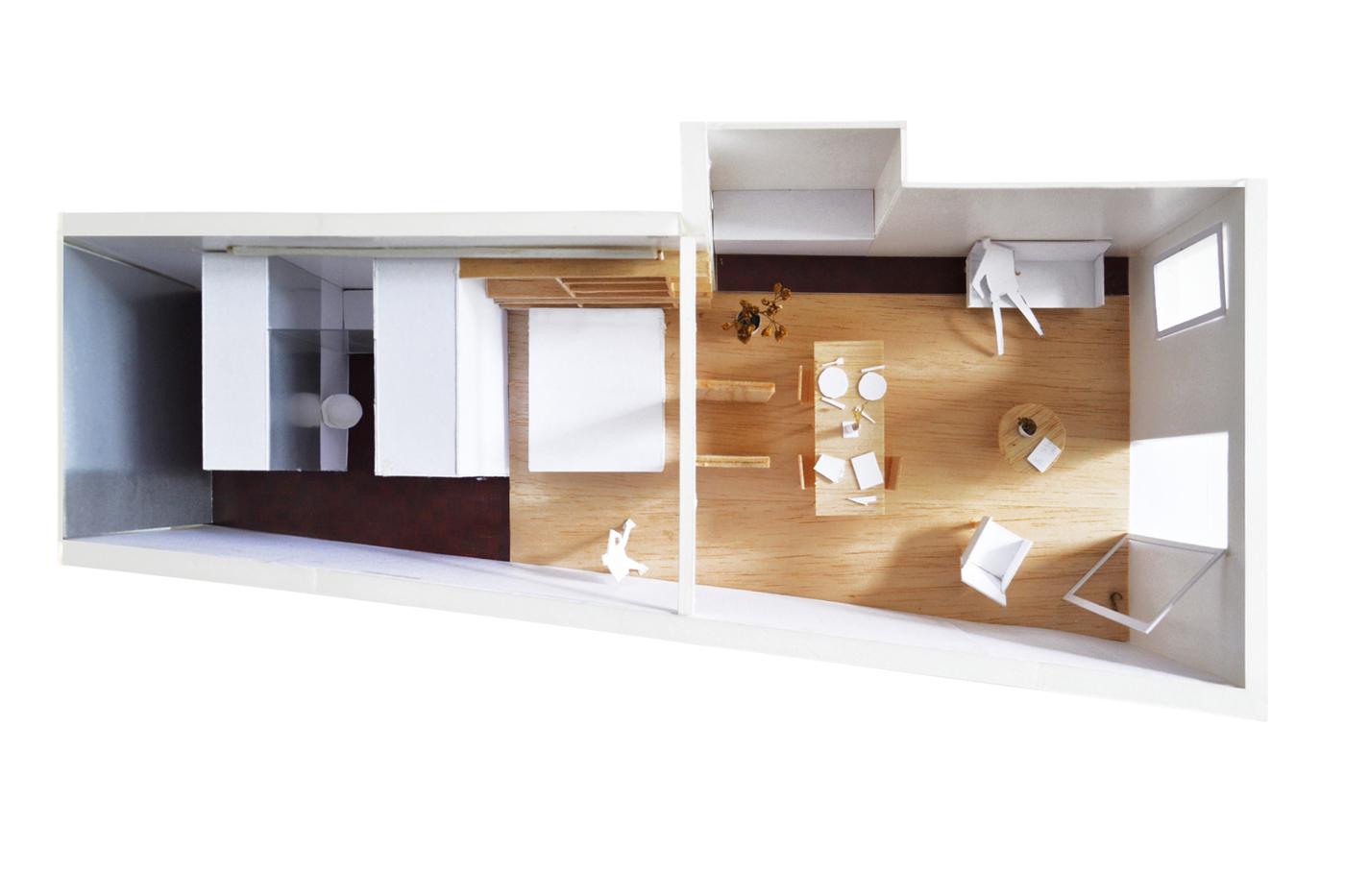 Default 10m loft barcelona adrian elizalde architecture