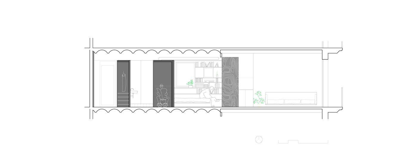 Default 13p loft barcelona adrian elizalde architecture