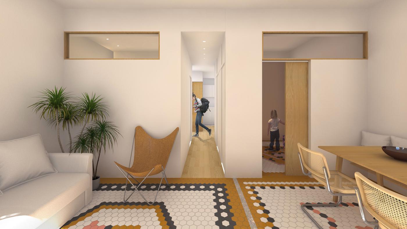 Default proyecto celeste ae arquitectura