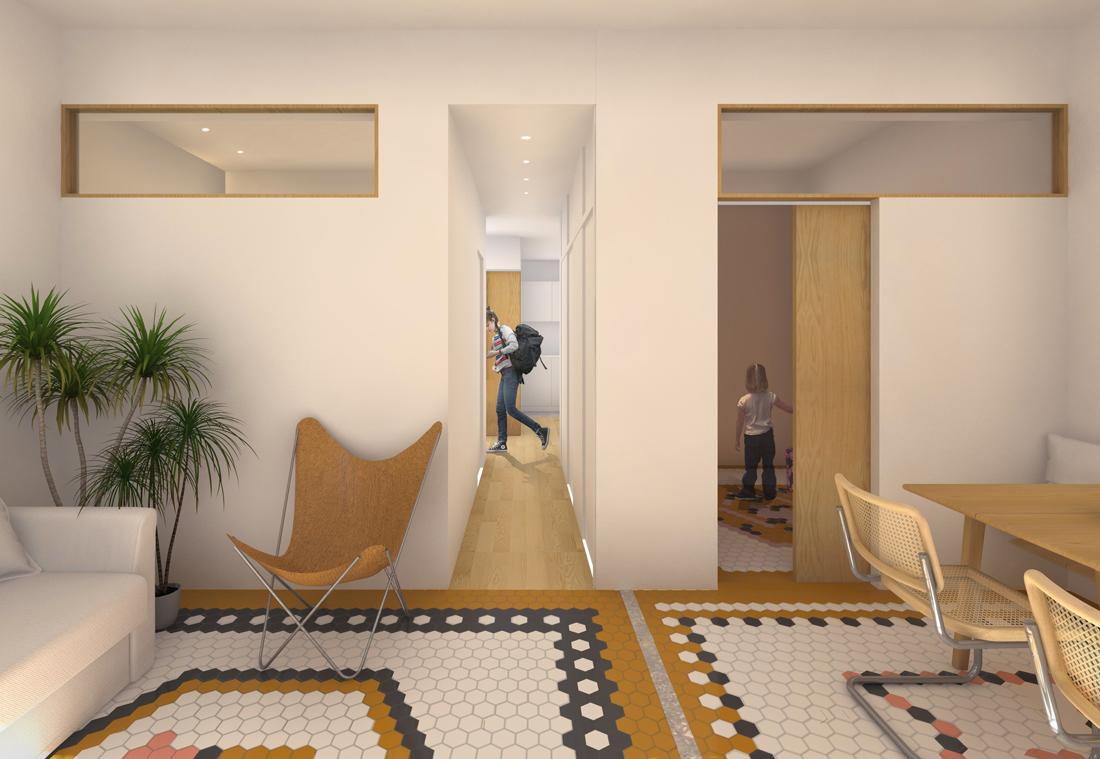 Proyecto celeste ae arquitectura th