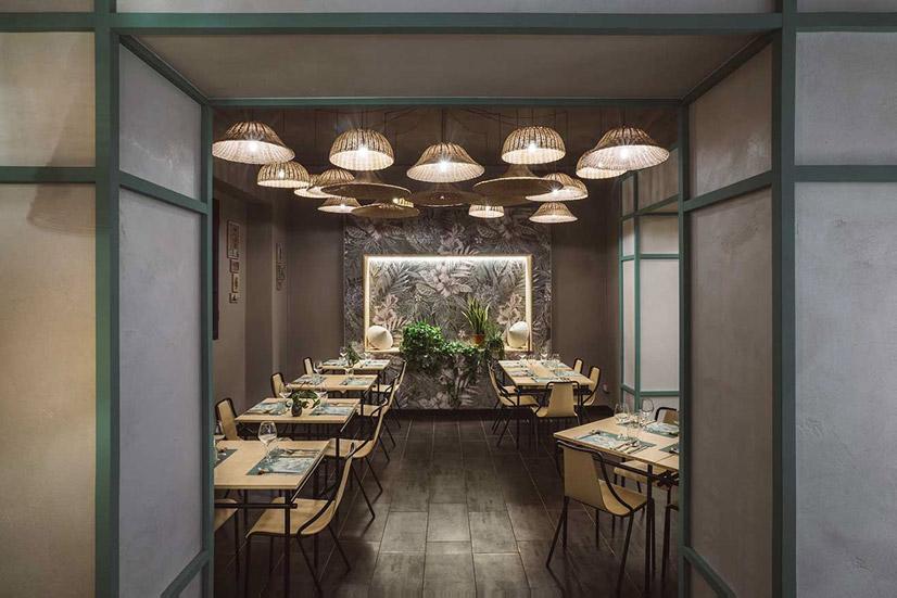 Dhabbu avant garde fusion cuisine lancia trendvisions for Avant garde cuisine