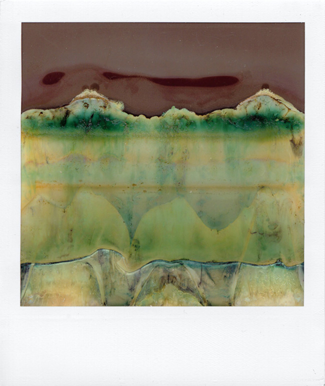 LTVs, Ruined Polaroid, William Miller, Lancia TrendVisions