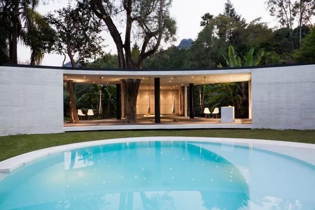 tepoztlan lounge, Cadaval Sola-Morales, LTVs, Lancia TrendVisions