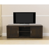Image of: Dark Oak TV Cabinet - Savanna