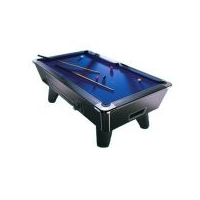 Image of: 8ft Slate Bed Pool Table - Winner