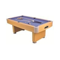 Image of: BCE 7ft Pool Table - Purple Felt