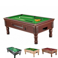 Image of: Mightymast 6ft English Pool Table - Prince