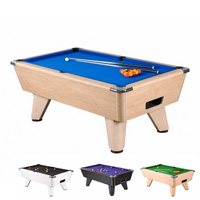 Image of: Mightymast 7ft English Pool Table - Winner