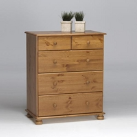 Image of: Aarhus Chest Deep Drawer 2 + 3 - Chest Of Drawers