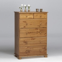 Image of: Aarhus Chest Deep Drawer 2 + 4 - Chest Of Drawers