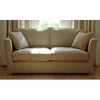 Image of: Abbey fabric 3 seater sofa Sofa bed - Sofa Beds