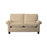 Image of: Abingdon Fixed Covers 2 Seater Sofa Bed - Sofa Beds