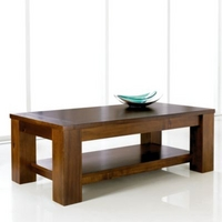 Image of: Acacia Cuba coffee table Furniture - Coffee Tables