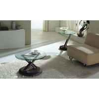 Image of: Acai Living Room Set in Brown - Coffee Tables