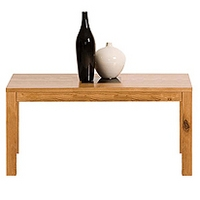Image of: Acre Oak Rectangular Coffee Table - Coffee Tables