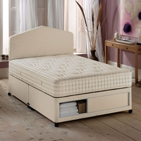 Image of: Airsprung Beds - The Freestyle 4ft 6 Divan Bed - Double Beds