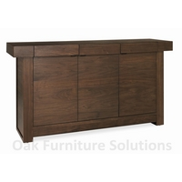 Image of: Akita Walnut Wide Sideboard Furniture - Sideboards