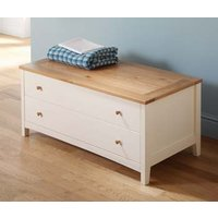 Image of: Alaska Low 2 Drawer Chest - Chest Of Drawers