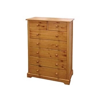 Image of: Alpina 5+2 Drawer Chest - Chest Of Drawers