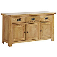 Image of: Amberley Large Sideboard Furniture - Large Sideboards