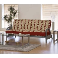 Image of: Anders 3 Seater Futon with Supreme Mattress - Futon Beds