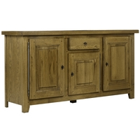 Image of: Ardennes 3 Door Sideboard - Cognac Furniture