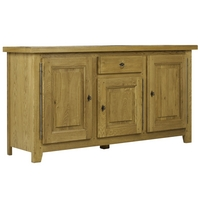 Image of: Ardennes 3 Door Sideboard - Sarlat Furniture