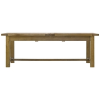 Image of: John Lewis Ardennes Extending Dining Table - Cognac - Dining Tables