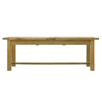 Image of: John Lewis - Ardennes Extending Table - L220-300cm - Sarlat - Dining Tables
