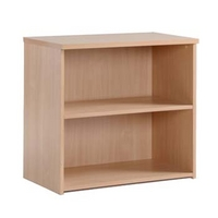 Image of: Bookcase - Arron Low Bookcase in Beech - Bookcases