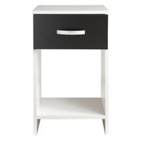 Image of: Ashby One Drawer Bedside Cabinet - Bedside Tables and Drawers
