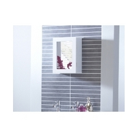 Image of: Atlanta Mirrored Wall Cabinet - Mirrors UK