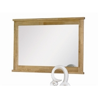 Image of: Atlantis Natural Landscape Mirror Small Single - Flat Packed Mirrors