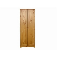 Image of: Baltic 2 Door Wardrobe Small Single - Wardrobes