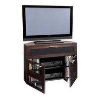 Image of: TV Stand Cabinet - BDI AVION Corner 8521EO - TV Cabinets