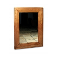 Image of: Brooklyn Large Rectangular Mirror - 1500x1060mm Mirrors