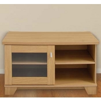 Image of: Caxton Furniture Sherwood Double Hi-fi Cabinet - TV Cabinets