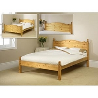 Image of: Friendship Mill - Boston 2FT 6 Small Single Bedstead - Single Beds